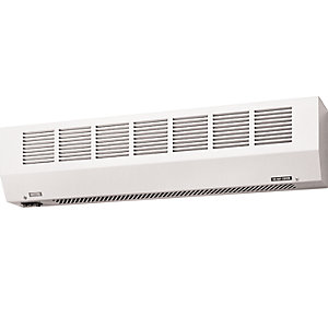 Smith's Str1000-240V Sterling High Level 1000-240V High Level Wall Mounted Fan Convector White