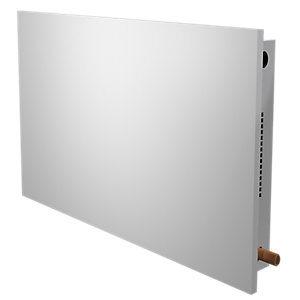Smiths Environmental Eco-Powerad 1000 Hydronic Fan Convector White