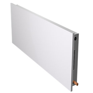 Smiths Environmental Eco-Powerad 1500 Hydronic Fan Convector White