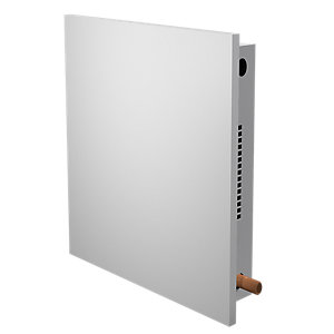 Smiths Environmental Eco-Powerad 500 Hydronic Fan Convector White