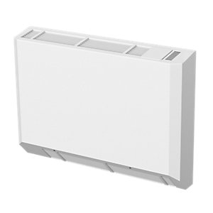 Smiths Environmental Ecovector Ll 1200 Low Level Wall Mounted Fan Convector White