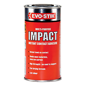 Evo-stik Impact Contact Multi-purpose Bonding Adhesive Tin 250ml