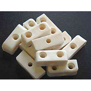 4TRADE Modesty Block White Pack of 32