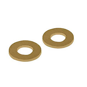 Unicrimp QBWM4 M4 Brass Washer  - Pack of 100
