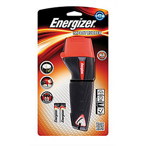 Energizer S5506 2 x AA Impact Rubber Torch