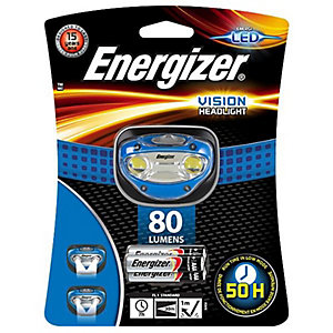 Energizer S9177 Vision Headlight Torch