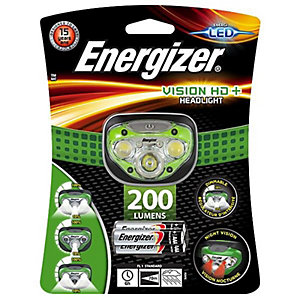 Energizer S9179 Vision Hd+ Headlight