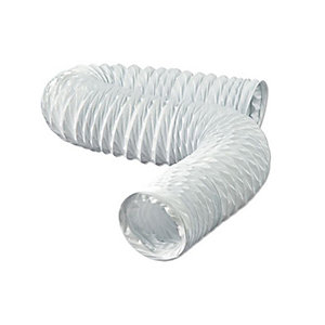 Manrose 1021 100mm 3m Domestic Flexible Ducting