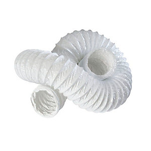 Manrose 10415 100mm 15m Domestic Flexible Ducting