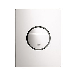 Grohe 38765000 Nova Flush Plate For Rapid Sl