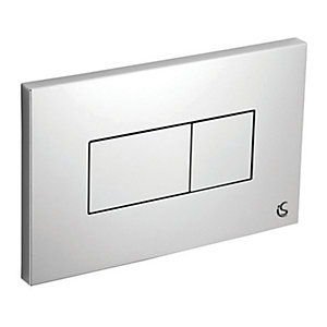 Ideal Standard Karisma Flush Plate Chrome E4465AA