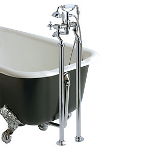 Heritage Standpipes Chrome for taps