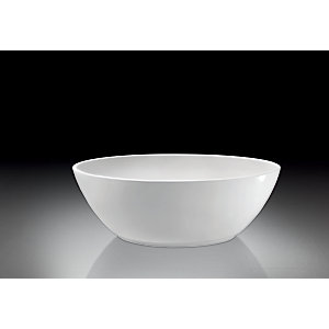 iflo Como Freestanding Bath 1790 x 805mm in White