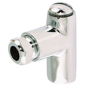 Re18 Restrictor Elbow Chrome 1inx8mm