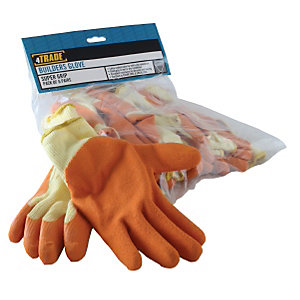 4TRADE Gloves Super Grip 6 Pair