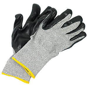 4TRADE Gloves Super Grip Anti Cut Pair