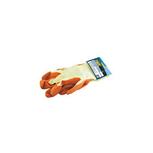 4TRADE Super Grip Orange Gloves