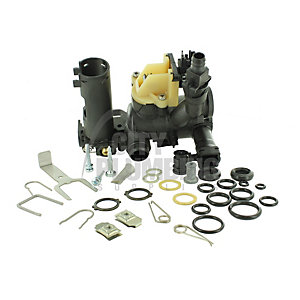 Worcester 87161064420 Manifold - Return - Sub Assembly - R/Hand Block