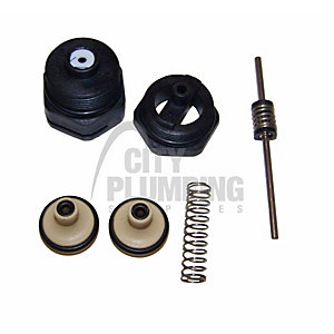 HLIN 3003202082 BLACK NUT & SPINDLE KIT FOR DIVERTER VALVE
