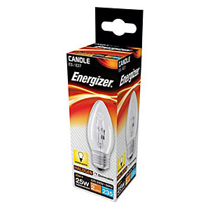 Energizer 20W Candle E14 Eco Lamp