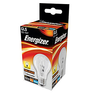 Energizer 80W Gls E27 Eco Lamp