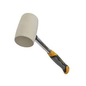 Roughneck Non-Marking Universal Rubber Mallet 61-216