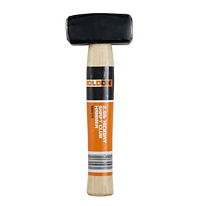 Holdon Hickory Shaft Club Hammer 2-1/2lb