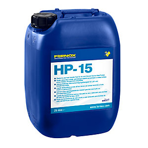 Fernox 58999 Hp15 Air/Ground Source Heat Transfer Fluid 25L