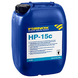 Fernox 59003 Hp15C Air/Ground Source Heat Transfer Fluid Concentrate 25L