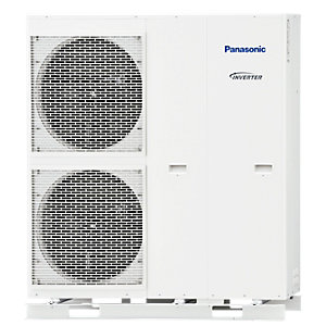 Panasonic WHMXF12D6E5 12kW Aquarea Total Capacity Air To Water Heat Pump Single Phase Monobloc