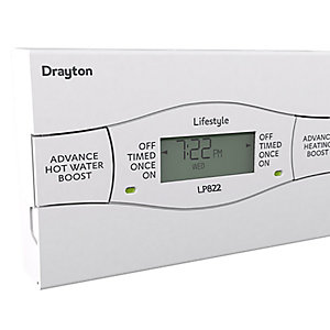Drayton Twin Zone Heating Control Pack PBTE58