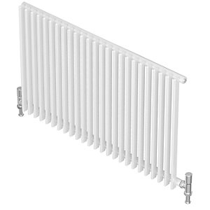Barlo Sonata 35 Horizontal Single Radiator 600 x 1995 mm QS3504W