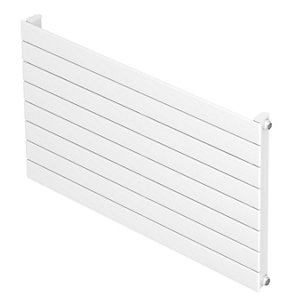 QRL Aria Horizontal Single Panel Single Convector Radiator 723 x 500 mm QHP1171