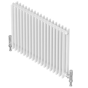 QRL Sonata 35 Horizontal Double Radiator 600 x 1400 mm QD3503W
