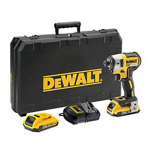 DeWalt DCF887D2 18V Brushless 3 Speed Impact Driver - 2.0AH