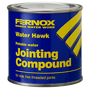 Fernox Hawk White Potable Water Jointing Compound 400g
