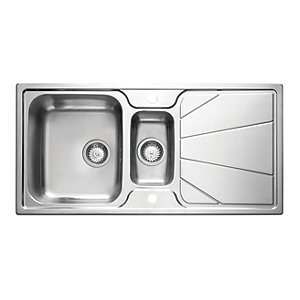 Astracast Korona Kitchen Sink 1 5 Ko15xxhomesk