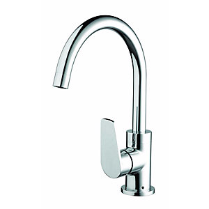 Bristan Raspberry Monobloc Chrome Kitchen Sink Mixer Tap RSP EFSNK C