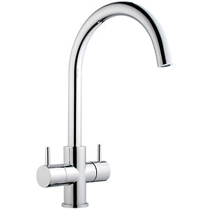 iflo Kisdon Monobloc Chrome Kitchen Tap