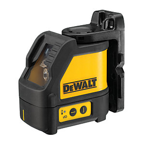 DeWalt 2 Way Cross Line Laser Level DW088K-XJ