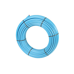 Wavin MDPE Pipe Blue 25m x 25mm 25PW025