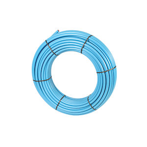 Wavin MDPE Pipe Coil Blue 20mm x 100m 20PW100