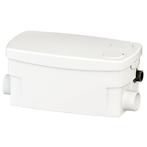 Saniflo Sanishower 6043 Shower and Basin Pump
