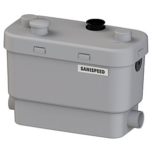 Saniflo Sanispeed 6045 Commercial Unit Macerator Pump