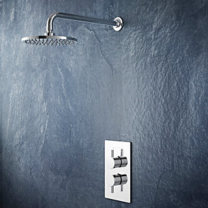 iflo Langtree Thermostatic Shower Mixer