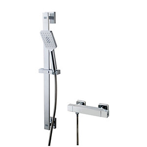 iflo Piddington Thermostatic Bar Mixer Shower