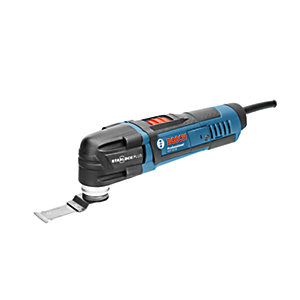 Bosch GOP 30-28 300w Multi-Cutter with 20 Accessories in  L-BOXX