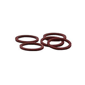4TRADE 1/2in Poly Plumbing Washers (Pack of 10)