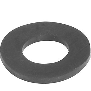 4TRADE 1/2in Rubber Shower Hose Washers (Pack of 10)