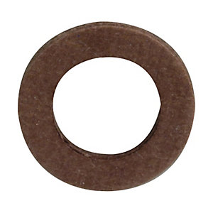 4TRADE 3/4in Fibre Tap Washer (Pack of 10)